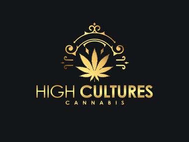 High Culture Cannabis logo