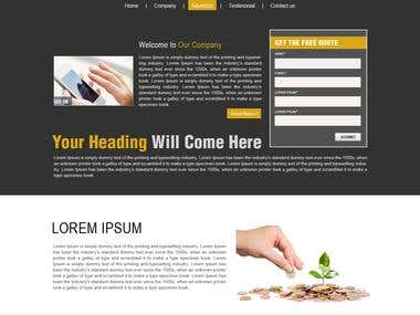 Web Site Designs