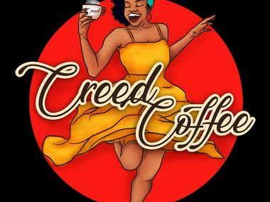 Logo Coffee creed