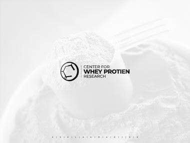 Whey protein research logo