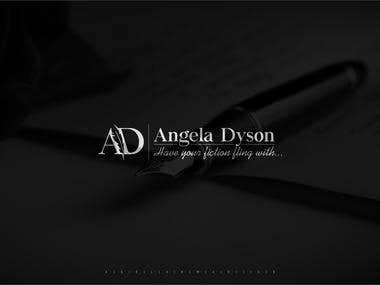 Angela Dyson logo.