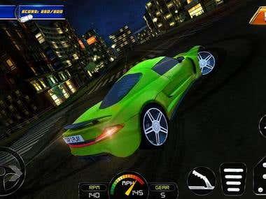 Cover art NY City Car Drift Simulator