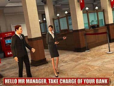 NY City Bank Manager 2018