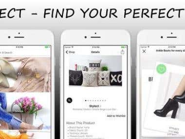 Stylect-Find Your Perfect Shoes