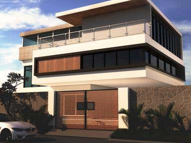 Architectural design & renderings