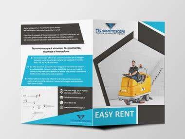 Tecnomotoscope Brochure