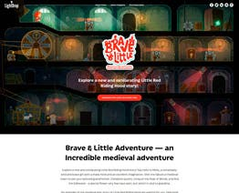 lightdropgames.com - promo site for B&L Game