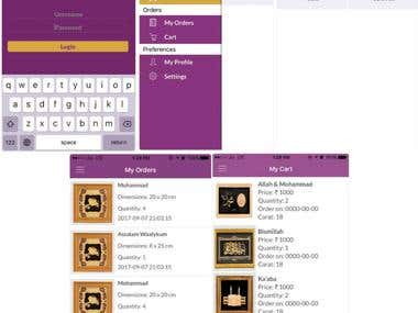 Android & iOS : Golden Touch Artware