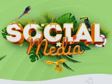 Social Media Compilation
