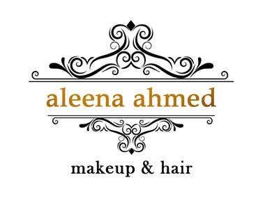 Aleena Ahmed Logo