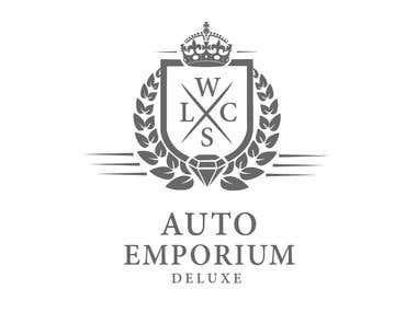 Auto Emporium Logo