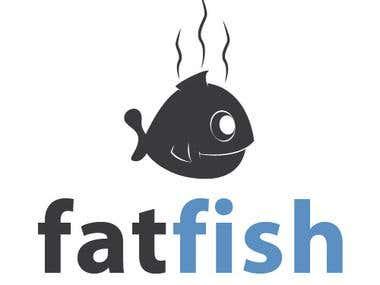 FatFish - Logo Design