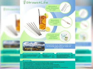 Straws4life