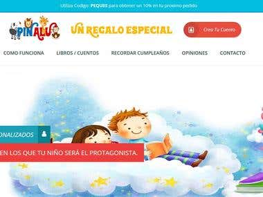 Pinalu - Libros infantiles