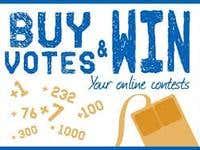 Website Contest Votes