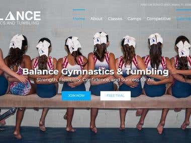 Balance Gymnastics & Tumbling