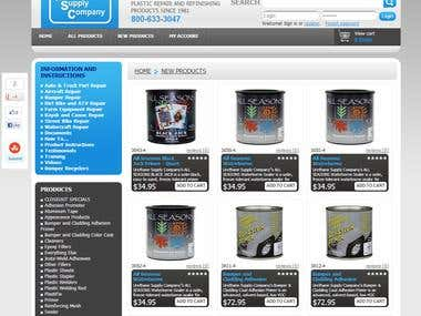Urethane Online Shop