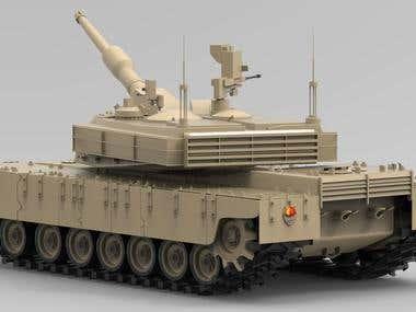 Tank Military