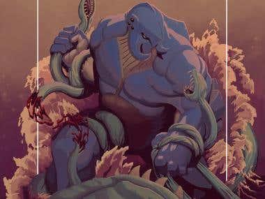Archon Volume cover
