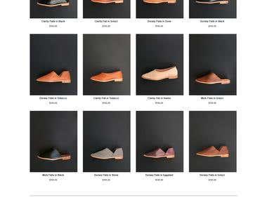 E-commerce[Magento]