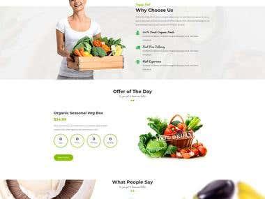 Agriculture Online Shop