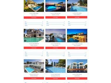 Property Listing Real-estate Website