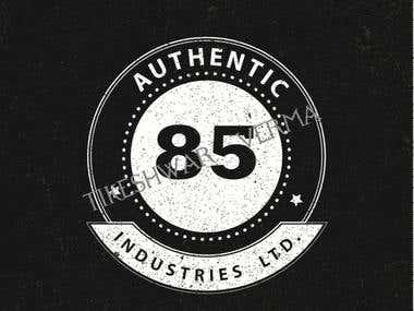 85 INDUSTRIES LOGO