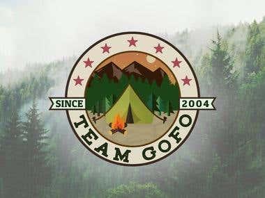 Logo design: TEAM GOFO