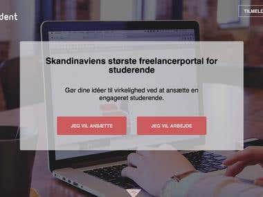 Shopastudent - Danish startup
