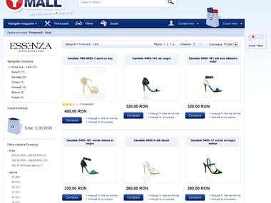 Online Mall