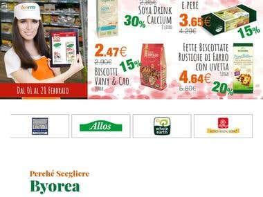 Byorea Store