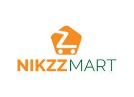 NikzzMart Logo Design