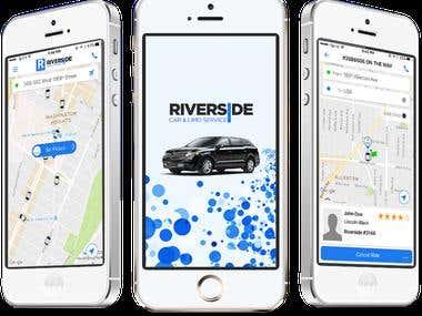 Car Service Mobile App