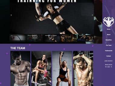Forma Fit - Site