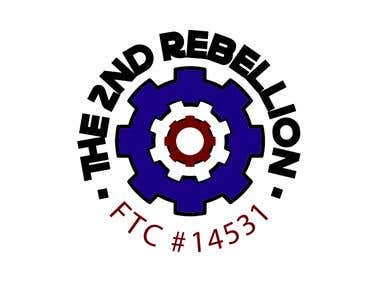 Contest Winner: 2nd Rebellion Logo
