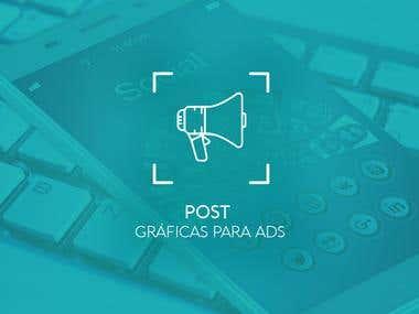 GRÁFICAS PARA PUBLICIDAD ONLINE (ADS)