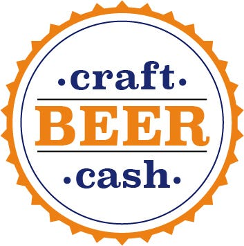 Logo Contest Winner: Craft Beer Cash