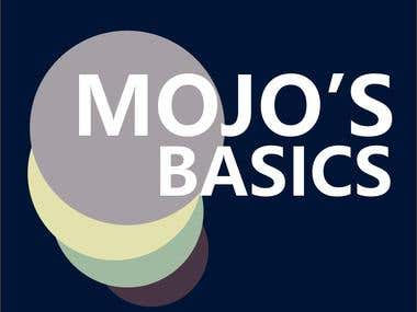 Logo design for Mojo's Basics