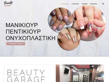 Beauty Garage Nail Salon
