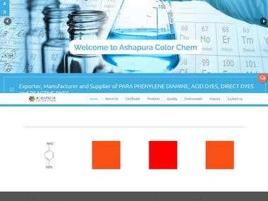 Ashapura color Chemical