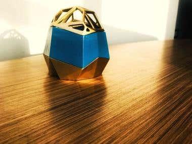 3D printed Censer (Not my Design)