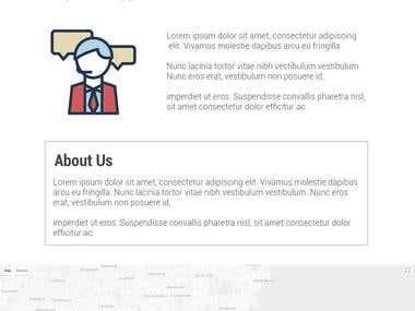 CarBiz Web Design Mockup