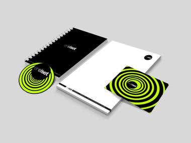 enelset | bandring, print, web