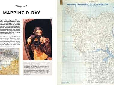 Map / Photo Book: The Times Books - D-Day