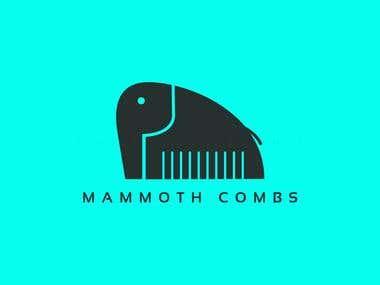 MAMMOTH COMB Logo Design