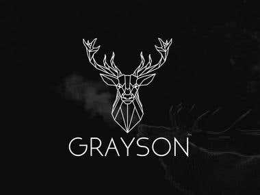 GRAYSON Logo Design