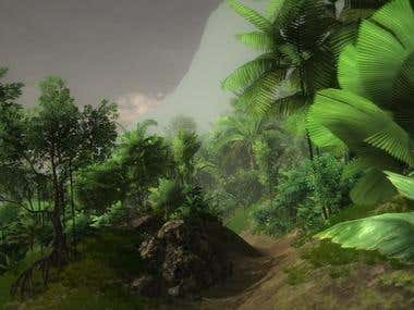 Video Game Environments 2