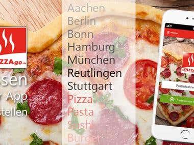 goPIZZAgo.de - Essen bestellen