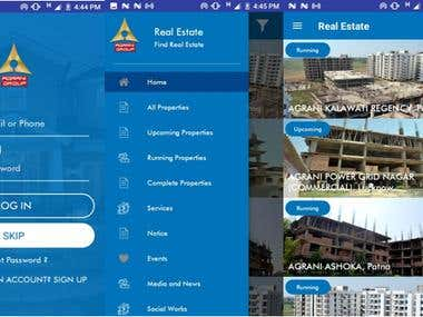 Real, Estate App