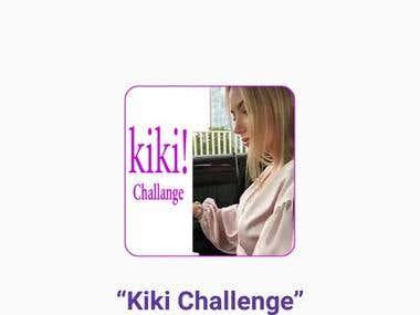 Kiki Challenge Dance APp